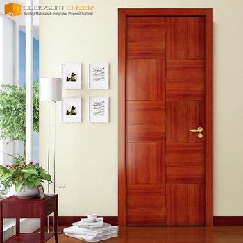 Sound Proof Korean Lacquer Bedroom Door Designs Ornate Interior