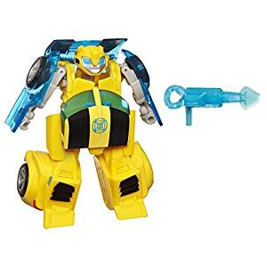 Playskool Heroes Transformers Rescue Bots Energize Bumblebee CustomerPackageType: Frustration-Free Packaging, Model: A2766F01, Toys & Play