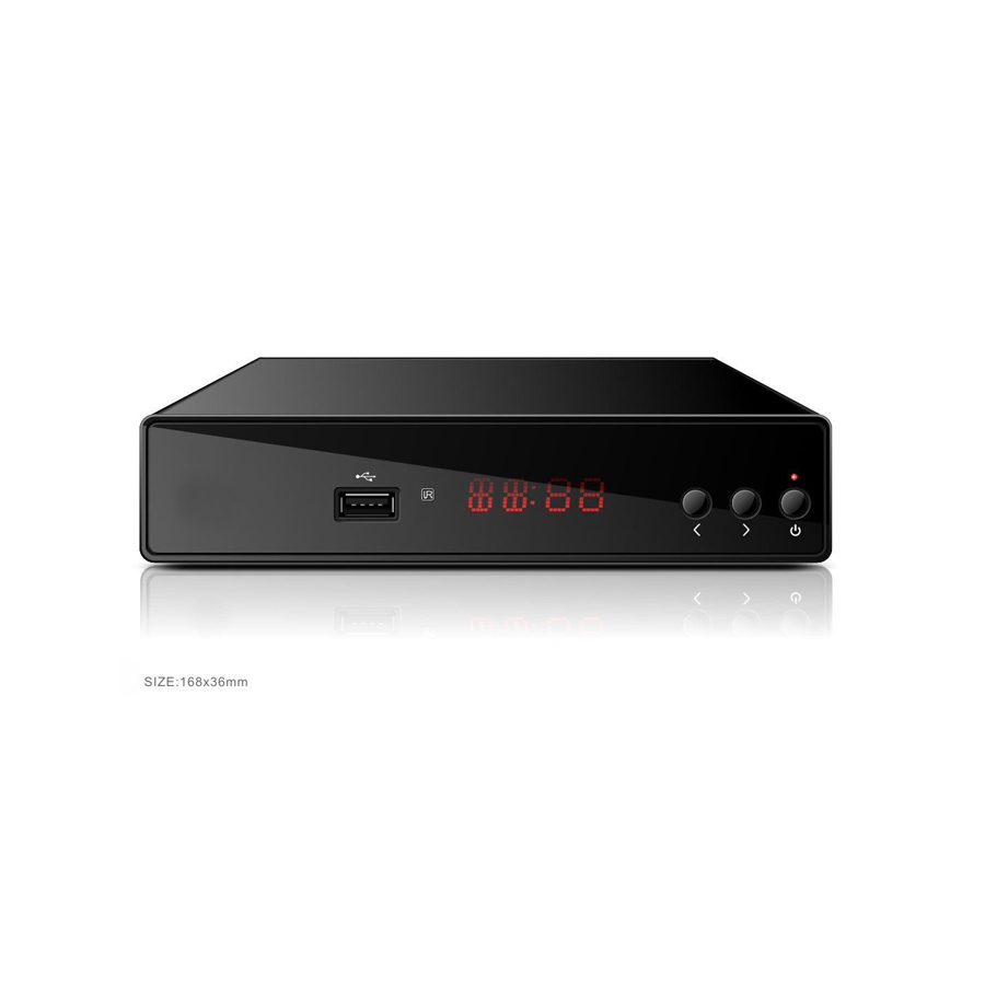 SYTA HOT FTA ISDB-T Digital Terrestrial Converter Tuner Receiver TV Set Top Box HD 1080P Brazil, South America