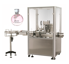 Micmachinery Beautiful Lady Small Perfume Bottle Filling Capping Machines