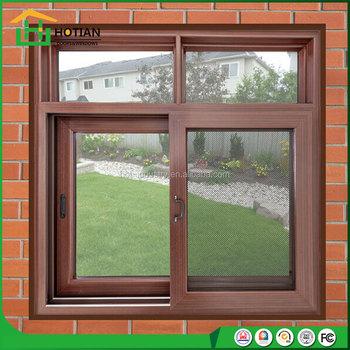Bangladesh Fenêtre Fenêtre Coulissante En Aluminium Avec