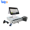 usb barcode scanner discount cash registers pos double display windows