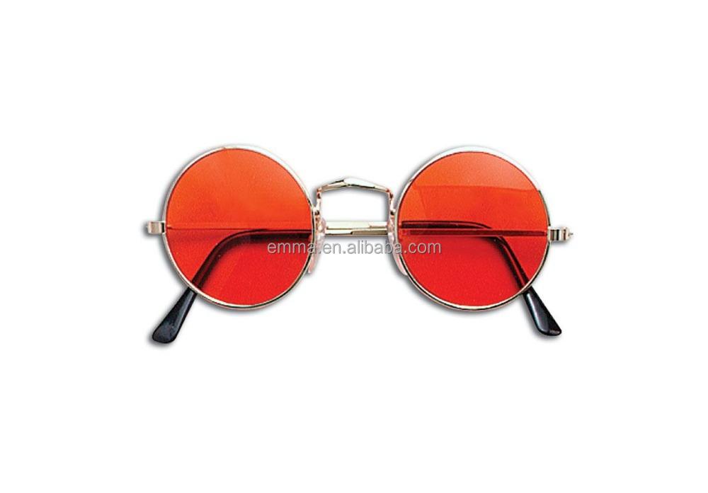25c1ee4661 Hippy Hippie 60 S 70 S John Lennon Ronda Ozzy Granny Disfraces Gafas  Especificaciones Tg17041 - Buy Gafas Redondas,Hippie,Gafas Product on  Alibaba.com