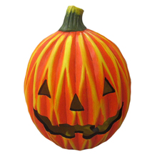 Decorativo agradável <span class=keywords><strong>grande</strong></span> artificial <span class=keywords><strong>abóbora</strong></span> <span class=keywords><strong>de</strong></span> halloween