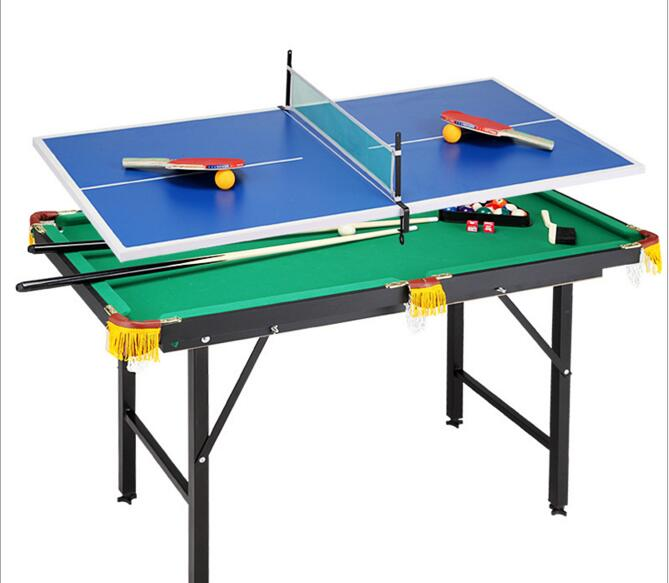 New Style 2 In 1 Desk Pool Table multi functional Table