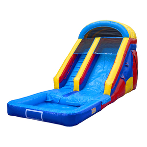 cheap commercial inflatable big water slide for sale