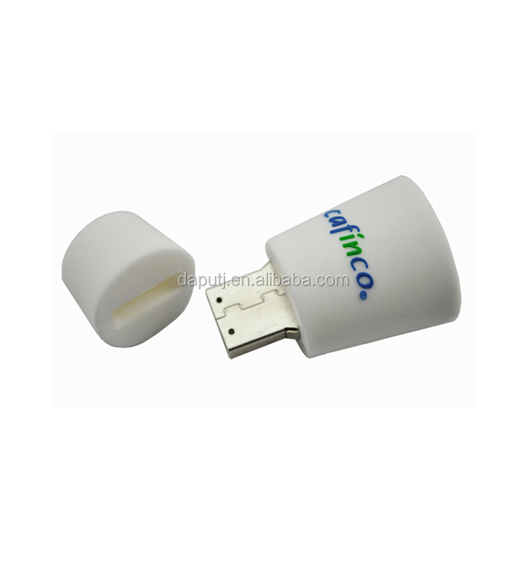 High quallity coffee cup U disk,USB flash drive for gift