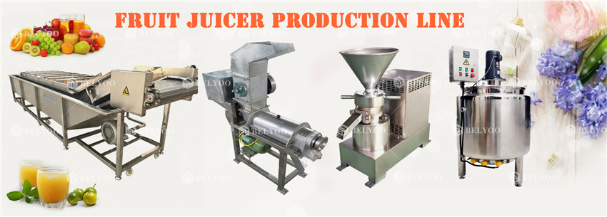 Small mulberry balsam pear strawberry grape pears pineapple apple sugar cane juice concentrate orange juice production line
