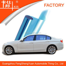 Blue chameleon window film/Sun protetion film/KSB glass window film