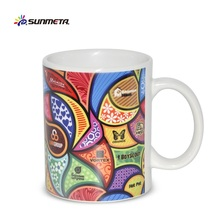 Good quality cheap price 11oz white blank sublimation blank coated mugs