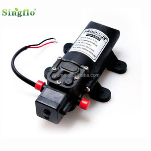SINGFLO FLO-2202A 80psi 4LPM electric agricultural sprayer water pumps