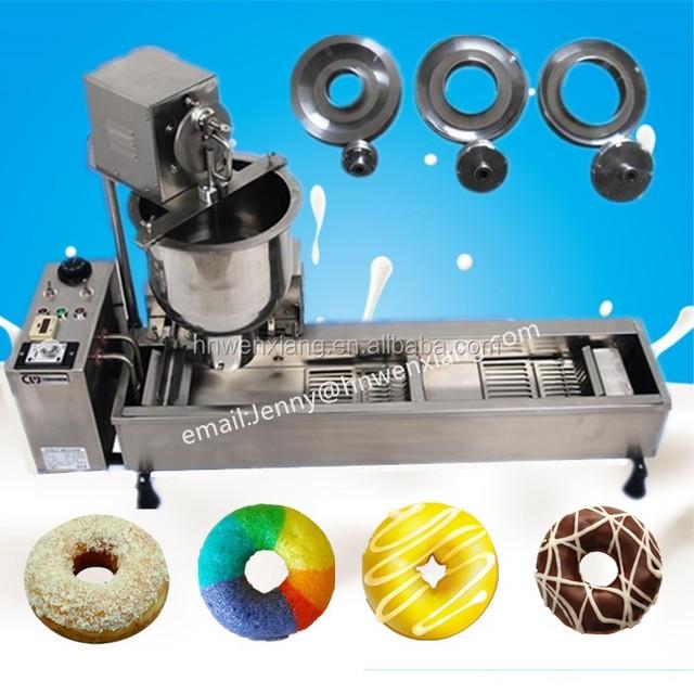 Automatic Cake Donut Machineyuanwenjuncom
