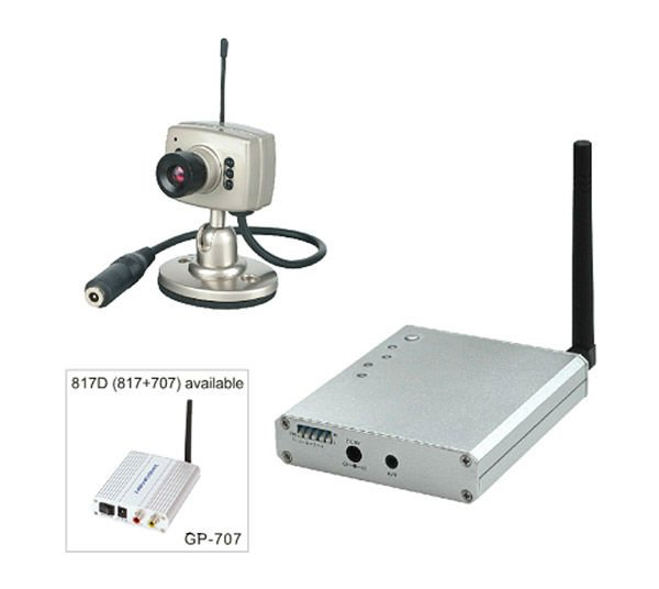 817F ip security camera