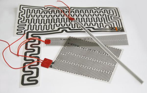 ซิลิโคน braided hose 3.7V