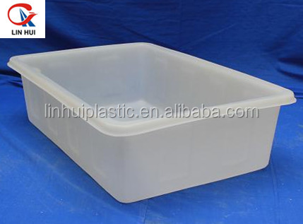 Wholesale plastic live fish farm tank