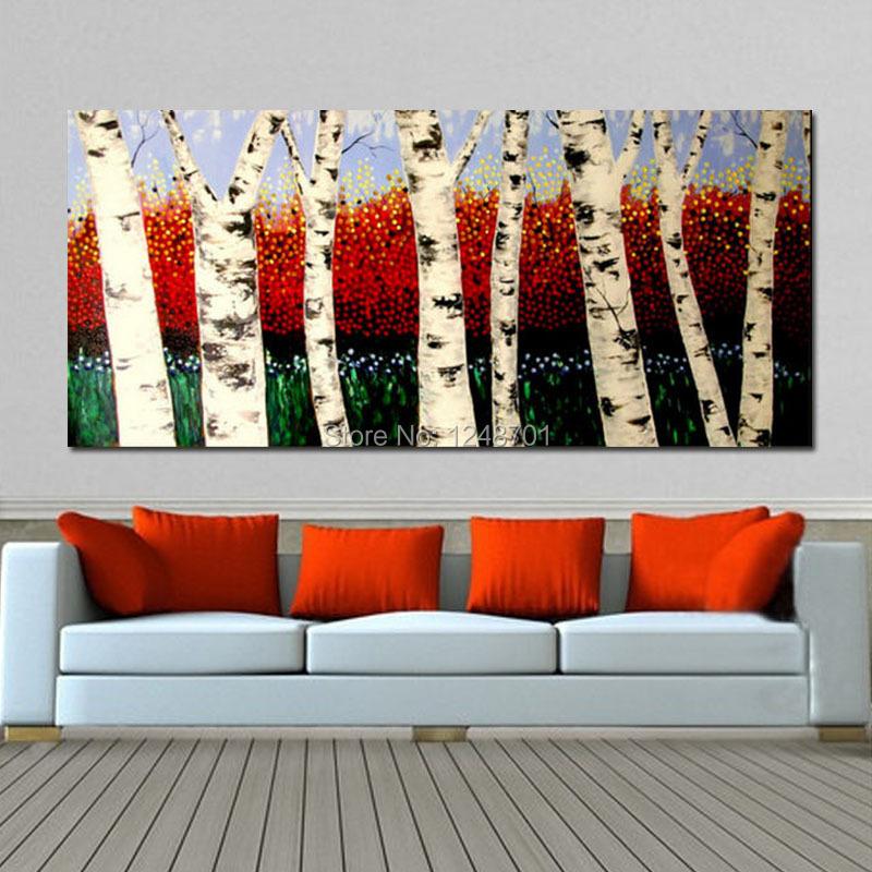 for t de bouleaux peinture achetez des lots petit prix for t de bouleaux peinture en. Black Bedroom Furniture Sets. Home Design Ideas