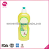 Senos Chinese Gold Supplier Manufacture Fruit Odor Kitchen Liquid Soap