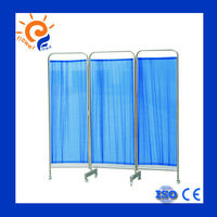 OEM Available Hospital 3 Panel Screen