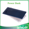 Low Price!Le Touch New Arrival Super Slim Power Bank
