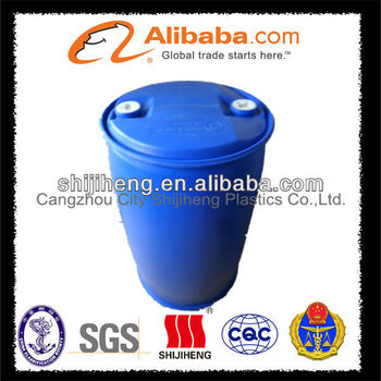 200L small head plastic water bucket