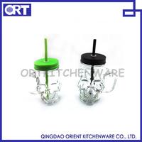 450ML MASON JAR CLEAR GLASS