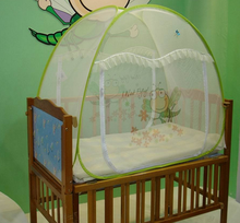 Baby mosquito net for baby pop up from huzhou factory
