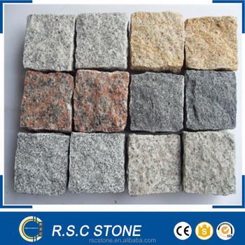 Piedra de pavimentaci n del granito natural adoquines de for Piedra de granito natural
