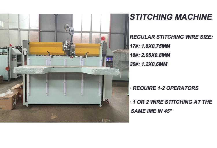 custom stitching machine