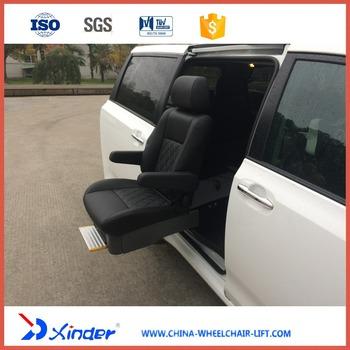 Turning Seat Swivel Car For Copilot Position Loading 120kg