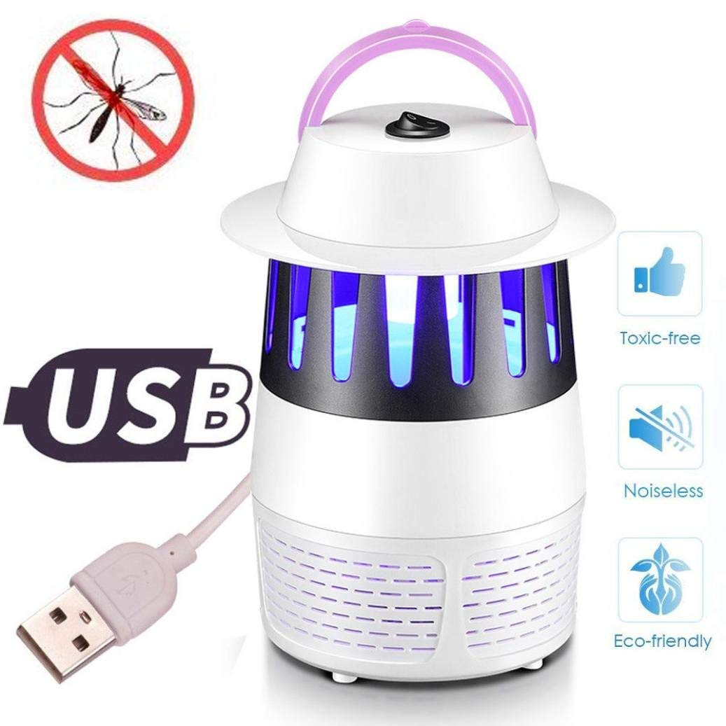 Cheap Mosquito Killer Propane Find Deals On Bug Zapper Circuit Simple Electronics Get Quotations Killerputars Mini Detachable Physics Electronic Shock Chemical Free Usb Powered Led Light