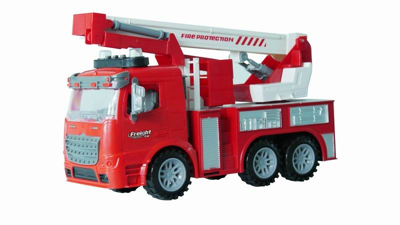 New arrival ambulance diy truck assemble toy with musical