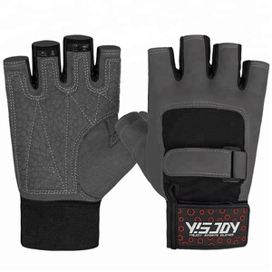 High quality best fitness workout gym gloves custom weight lifting training gloves men women