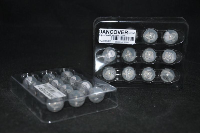 Waterproof Battery Operated Small Led Round Light Ball