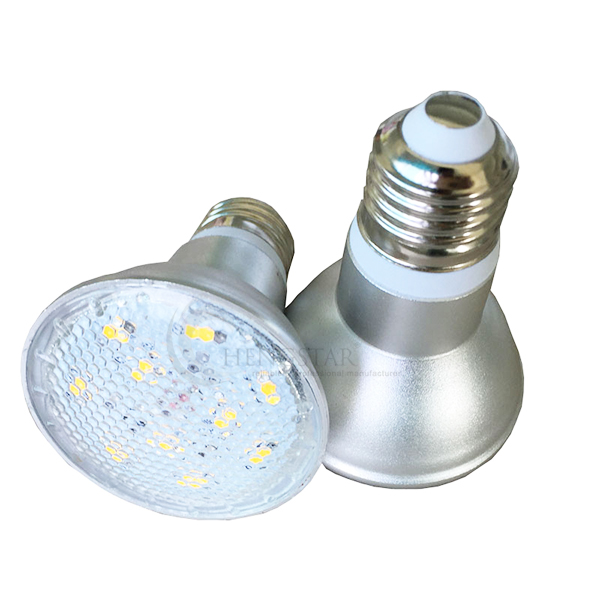 par20 par30 par38 E27 color led puck light