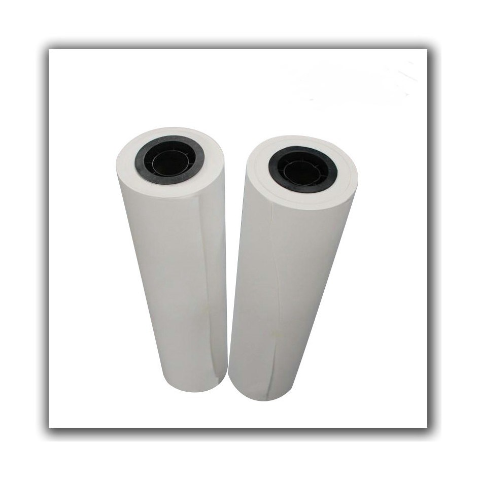 100gsmスティッキー粘着性熱伝達紙熱昇華印刷紙ロール用テキスタイルデジタル印刷