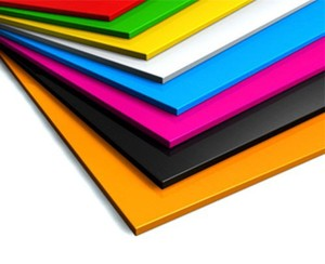 The factory sales extruded acrylic sheet/abs pmma sheet