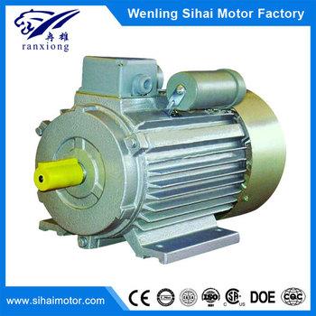Yy 4 pole single phase induction ac motor price for Single phase motor price