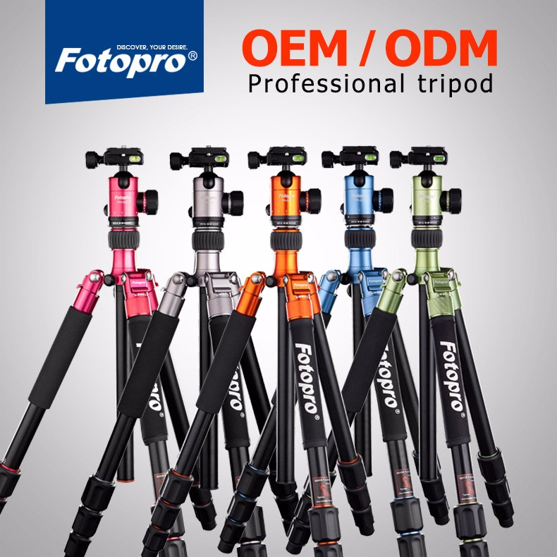 new design Photographic Equipment Dslr Camera Tripod Professional Travel Shenzhen