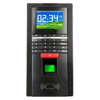 Biometric Fingerprint Access Control Machine Scanner Sensor Code System FRID Card RFID Reader