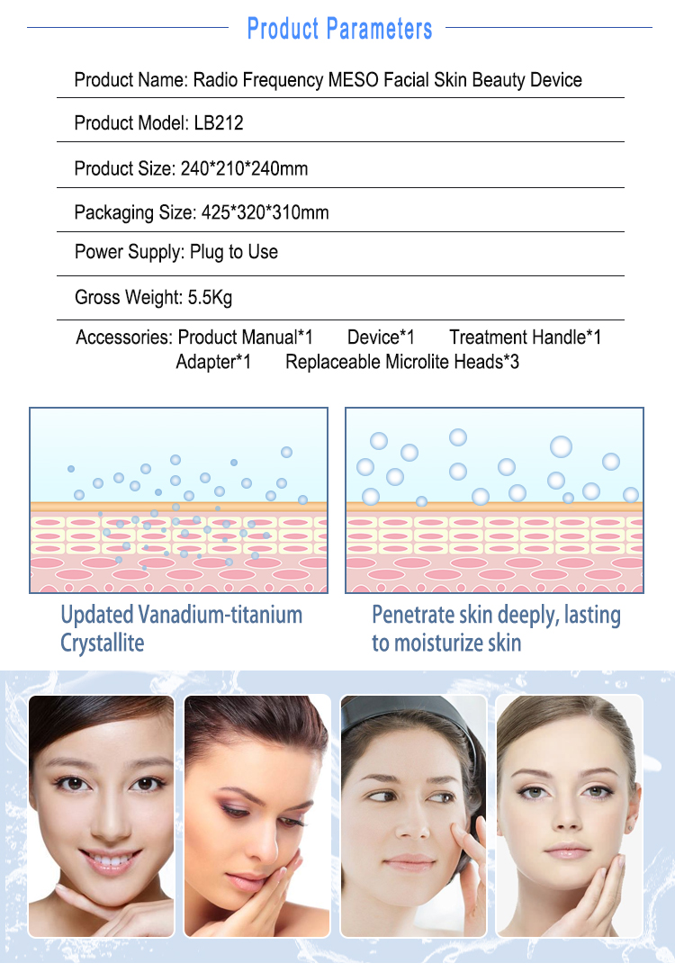 Beauty Injection Mesotherapy Meso Gun For Skin Rejuvenation mesotherapy gun meso solutions