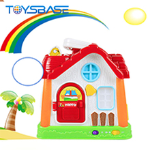 Creative Colorful Childhood Joy House Game Early Toys Educational Kids