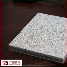 Indoor decorations Anti-bacterial fireproof honeycomb aluminum panel honeycomb