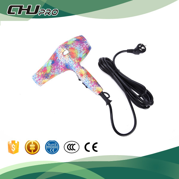 chj professional design and new technology hair dryer china