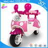 Pink Micky Girl children Toy Battery Operated Ride On 3 Wheels Motorcycle
