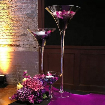 Tremendous Wholesale Lighting Table Martini Glass Vases Wedding Tall Glass Flower Centerpieces Clear Glass Flower Vase Decor Buy Wholesale Lighting Table Download Free Architecture Designs Embacsunscenecom