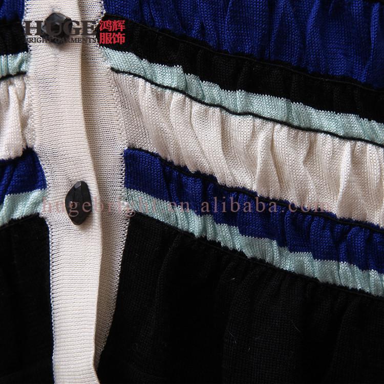 China Manufacturer New Design Fashion Cardigan Sweater Coat