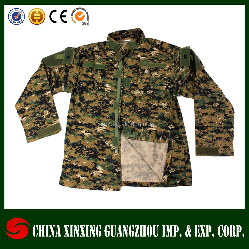 T/C CVC military ceremonial uniform
