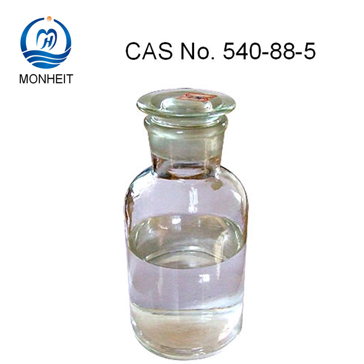High Security Acetic Acid. 1.1-Dimethylethyl Ester T-Butyl Acetate 99%min Purity 540-88-5