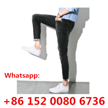 True brand a china Factory Wholesale men and women Jeans Distressed Denim Pants