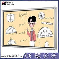 "75"" Factory education use touch screen interactive whiteboard wireless ce rohs fcc"